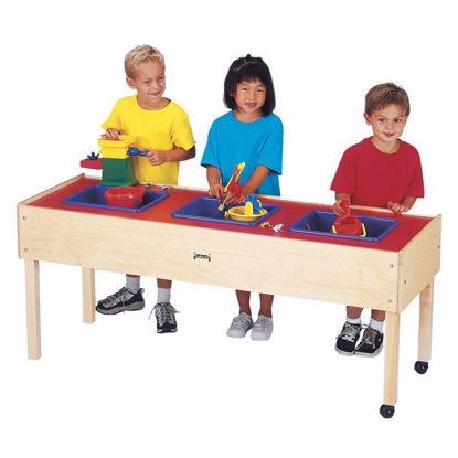 Picture of Jonti-Craft® 3 Tub Sensory Table