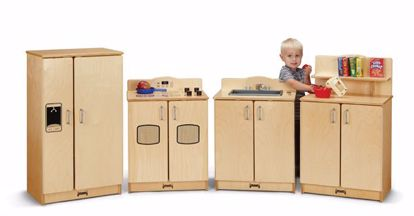 Picture of Jonti-Craft® Culinary Creations Play Kitchen 4 Piece Set