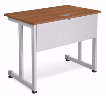 Picture of 24 X 36 COMPUTER TABLE - CHERRY