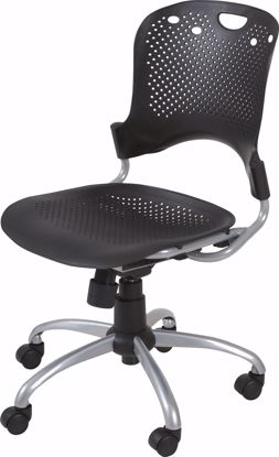 Picture of CIRCULATION TASK CHAIR (Black) (1/carton)