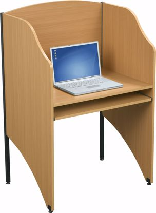 "Picture of DELUXE 3/4"" HPL FLOOR CARREL (Teak)"