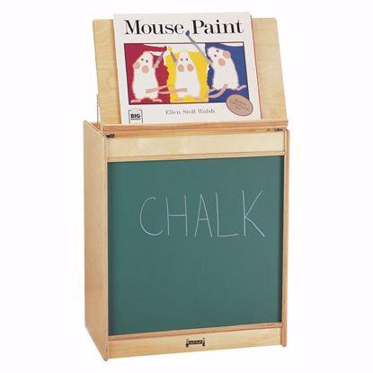 Picture of Jonti-Craft® Big Book Easel - Chalkboard