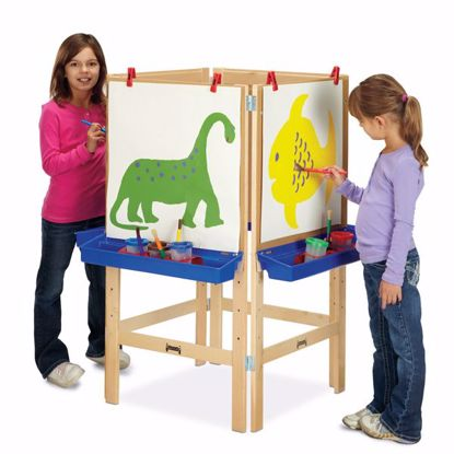 Picture of Jonti-Craft® 4 Way Adjustable Easel