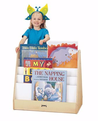 Picture of Jonti-Craft® Big Book Pick-a-Book Stand - Mobile