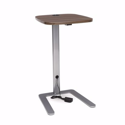 Picture of ACCENT TABLE WITH USB GROMMET WALNUT