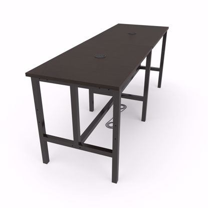Picture of ENDURE 9008 SERIES TABLE ONLY WALNUT TOP