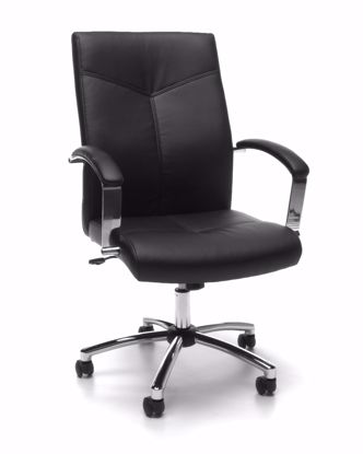 Picture of 20 PACK EXECUTIVE/CONFERENCE CHAIR - BLACK