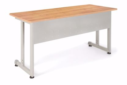 Picture of 24 X 55 TRAINING TABLE - MAPLE