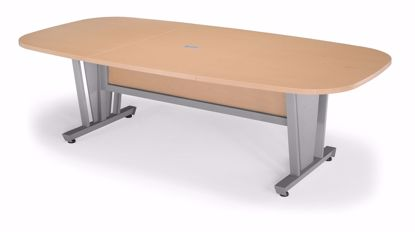 Picture of 48 X 96 CONFERENCE TABLE - MAPLE