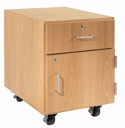 "Picture of 30""H M SERIES 1 DOOR/DRAWER RIGHT"