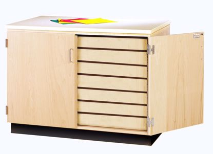 Picture of DRAWING PAPER STORAGE CABINET
